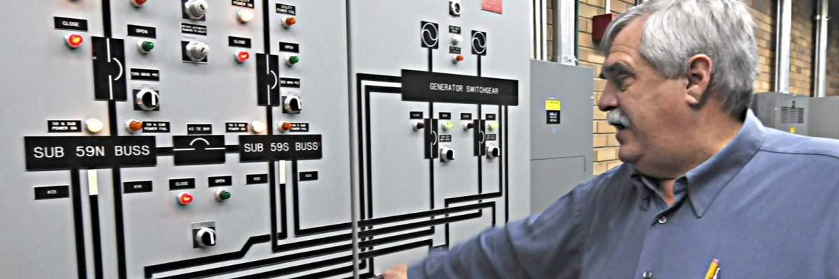 أنظمة التحكم الصناعية