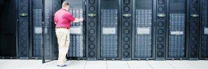 مراقبة مراكز البيانات